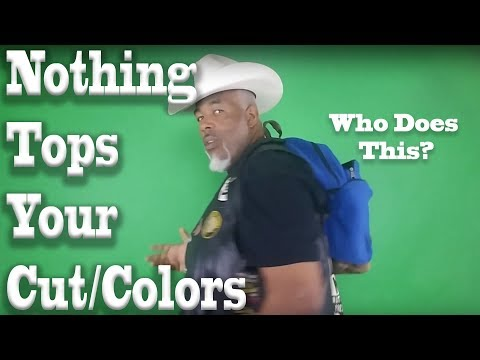 Nothing Tops Your Cut/Colors