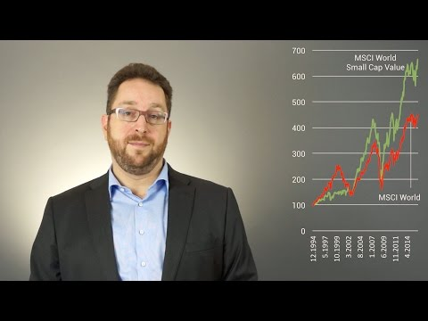 Video 51: Small Cap Value Faktor