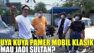Download UYA KUYA PAMER MOBIL KLASIK KE BINTARO.. ANDRE KALAH SULTAN