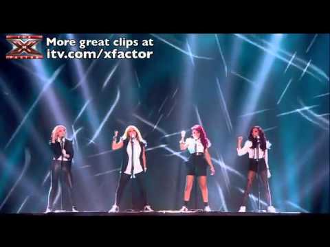 Little Mix - Don't Let Go (Love) - The X Factor 2011 [Live Final ...