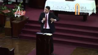 Sermão IPLAPA - Desenvolvendo a Caminha Cristã - Filipenses 2.12-16 Rev. Wagner Zanelatto