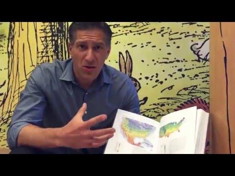 USDA Plant Hardiness Zone Map; Explained by Biologist & IV Organics Plant Expert--Charles Malki