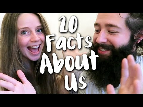 20 Random Facts About Us | NomadiDaddy
