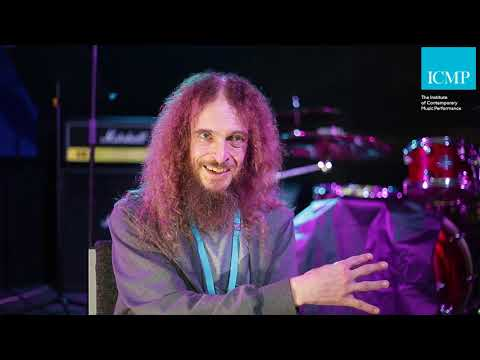 Guthrie Govan: How to get into the music industry