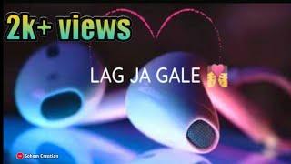 Lag ja gale status for WhatsApp