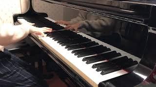 ピアノ演奏「Winter Lover/Kis-My-Ft2」【耳コピ】