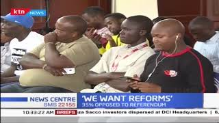 New poll: Majority Kenyans want reforms