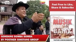 Gondang Batak - Posther Sihotang Group - Gondang Somba Somba