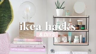 Ikea Hacks and DIYs 2019 | Easy Budget Room Decor Hacks