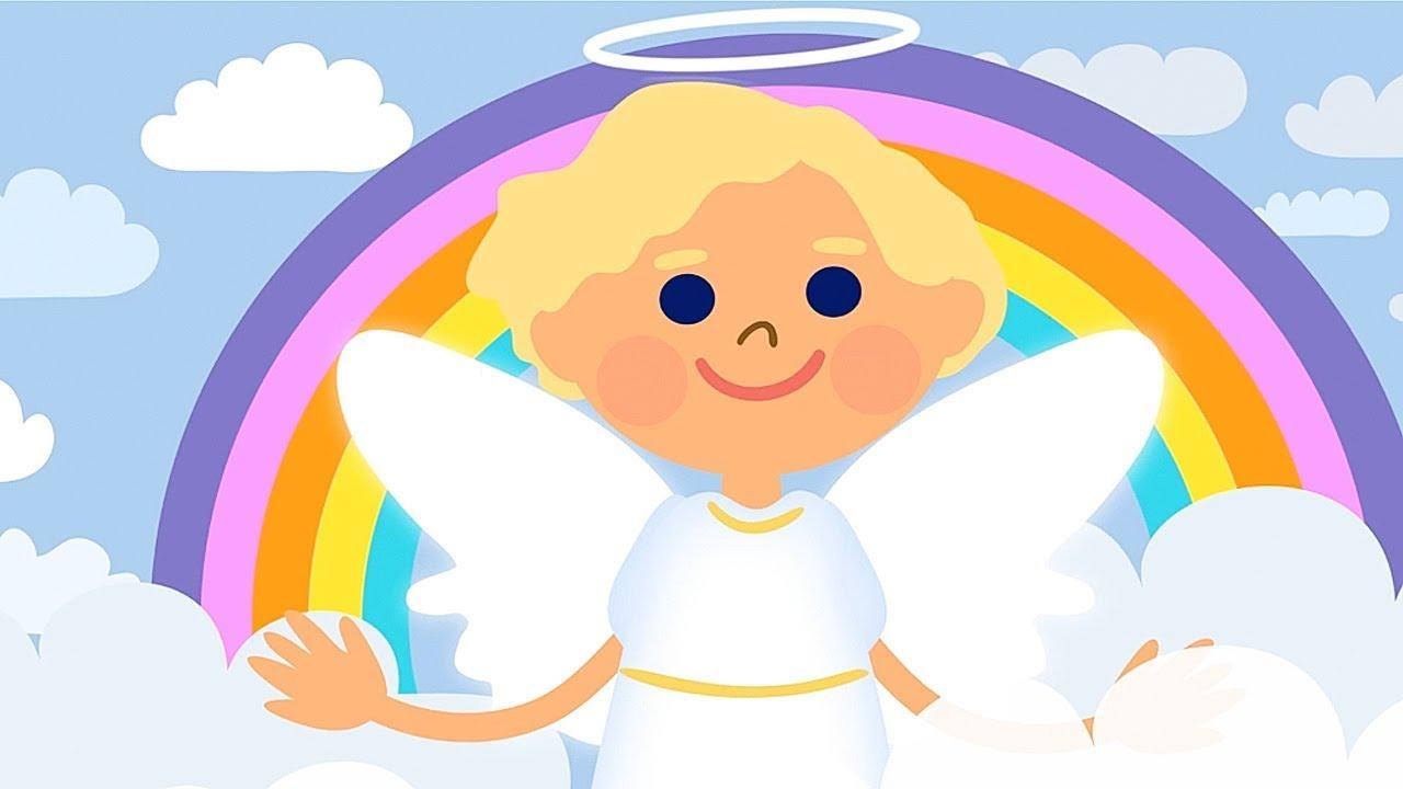 Małe Aniołki Mam Aniołka Piosenki Dla Dzieci