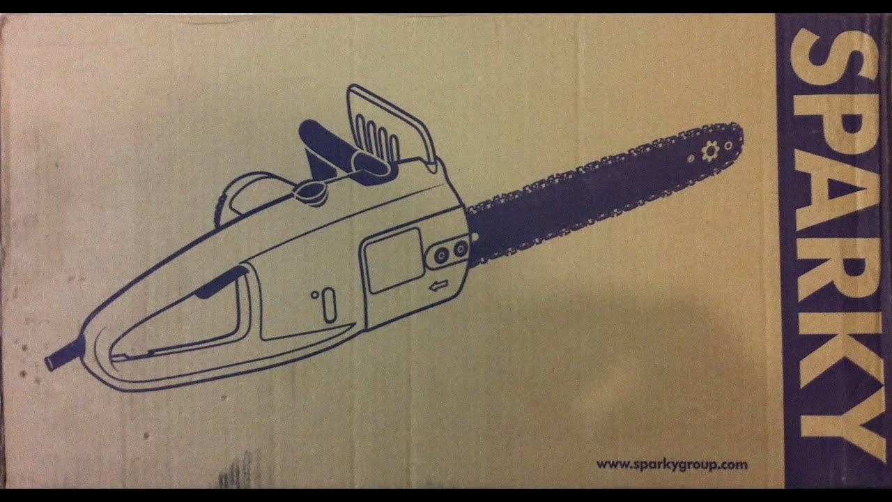 Download Обзор электропилы Sparky TV-1840(Спарки)