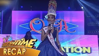 It's Showtime Recap: Miss Q&A contestants' witty answers in Beklamation - Week 34