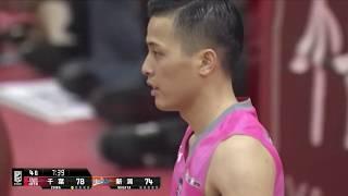 千葉ジェッツvs新潟アルビレックスBB|B.LEAGUE第4節 GAME1Highlights|10.20.2018 プロバスケ (Bリーグ)