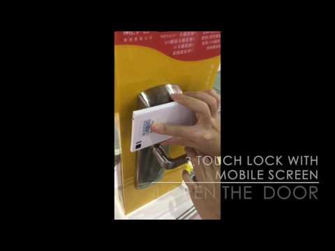 NO Bluetooth ! NO NFC! NO Wifi! Mobile Key Lock by McPO (Eng)