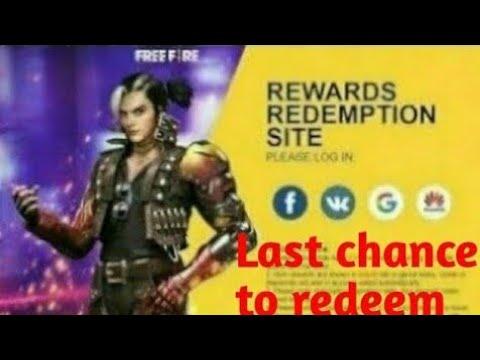 Free fire New redeem code today||FFIC Tournament league ...