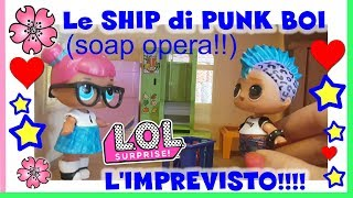 Baixar LE SHIP DI PUNK BOI: Imprevisto all'AsiLOL soap opera LOL by Lara e Babou