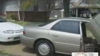 """2000 Buick Century """"Lambo Doors"""""""