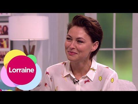 Emma Willis On Meeting Matt And Celebrity Big Brother | Lorraine