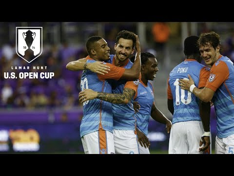 Miami FC Meets Atlanta United In Round Of 16 Of Open Cup