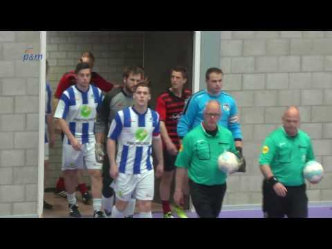 Kampioenswedstrijd ZVV Beringe