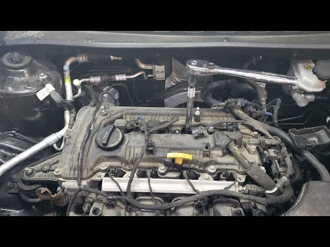How to replace the spark plugs on a 2013 Kia soul 1.6L