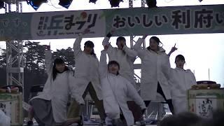 平成31年2月16日 宮城県 利府町浜田漁港公園広場.
