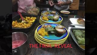 JULY 21, 2017 TOUR  GROUP COOKING CLASS VS 1