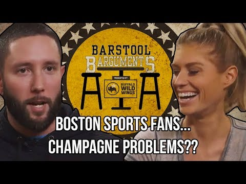 The Hardest Part About Being A Boston Sports Fan?  Barguments Ep 1