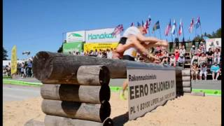 BBC WORLD NEWS - WIFE CARRYING WORLD CHAMPIONSHIP 2017