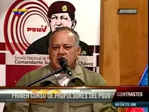 """Cabello: """"No podemos decir que no ha habido cola. Eso sería negar un problema"""""""