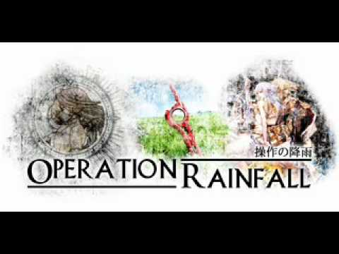 Operation Rainfall SIGN THE PETITION!!!