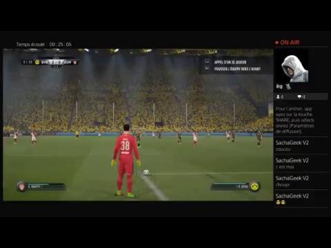 Dortmund Monaco direct live 2017