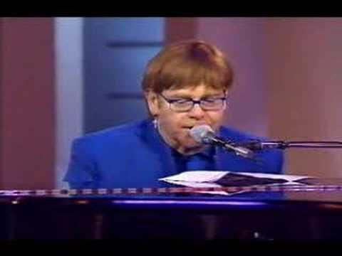 Elton John - Cooker song