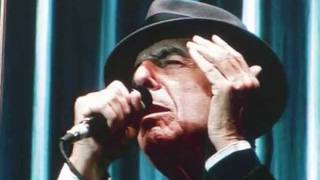 Leonard Cohen - By the rivers dark - by ioccalice