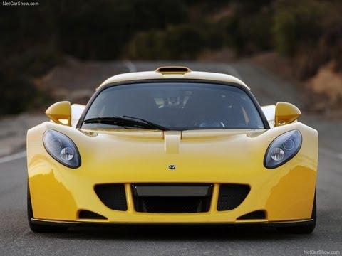 هينيسي فينوم Gt أسرع سيارة في العالم 2013 Hennessey