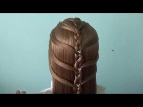 AnaTran - Học cách tết tóc công chúa xinh đẹp lãng mạn