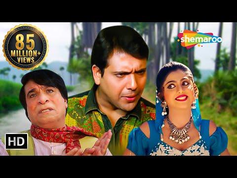 Aag (HD) - Full Movie - Govinda -  Shilpa Shetty  - Kader Khan - Superhit Comedy Movie