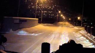 Зимние дороги Германии (2014) - Часть 1(Видео от