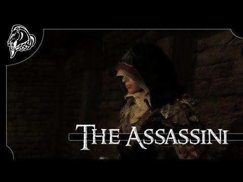 The Assassini - Skyrim Build Gameplay