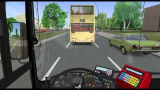 [OMSI Bus Simulator] New Berlin-Spandau Map Route 97: Heerstr Gymnasium to Zoolog. Garten