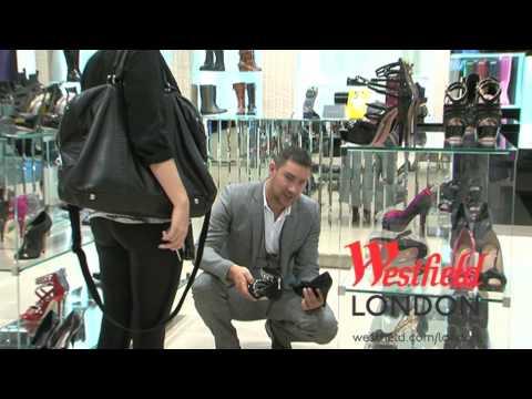 Westfield London Talks to William Baker