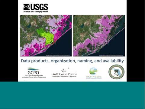GCP LCC Webinar Series:  Tidal Saline Wetland Migration for U.S. Gulf of Mexico February 3, 2016