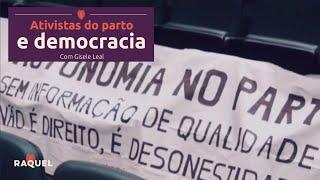 Ativistas do parto e democracia