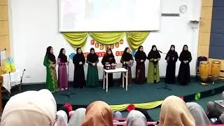 "Ainul Mardhiah Cover By ""AISHA"" Version Female"