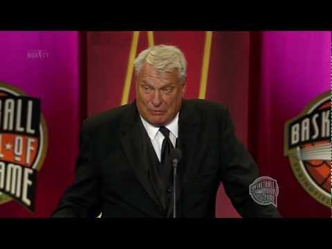 Don Nelson's Basketball Hall of Fame Enshrinement Speech
