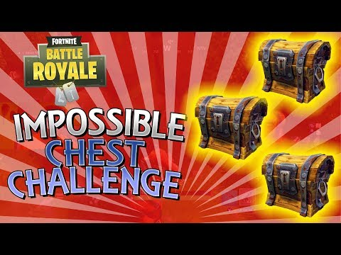 Lucky Triple Chest In Wailing Woods!! Fortnite Battle Royale