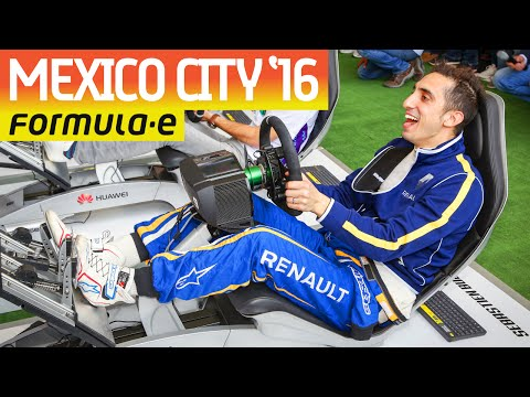 Watch Live: Formula E's First Racing Simulator eRace!