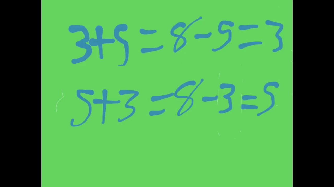 Equivalent Equations (jq math talks) simple and brief edition