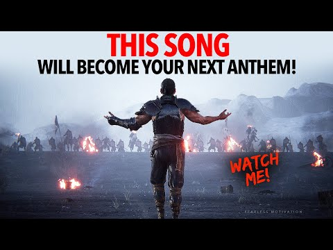 This Song Will Make You Feel Like A Warrior! ? (Watch Me Bleed Official Music Video)