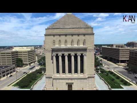 Indiana World War Memorial - Indianapolis, Indiana